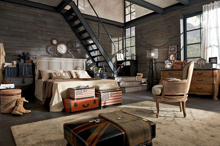 urban bedroom designs