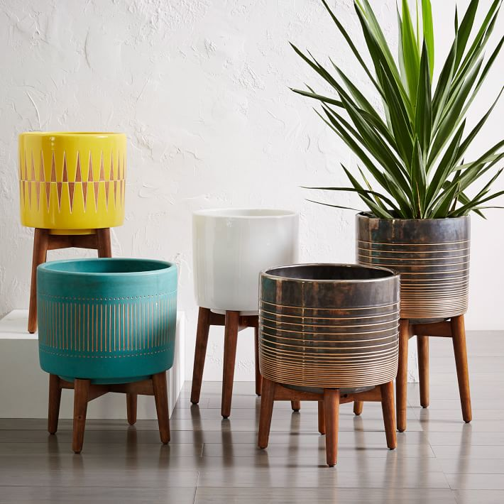 House Plants: Functional and Pretty Planters