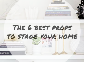 6 Best Props to Stage your Home for 20$ or (way) Less