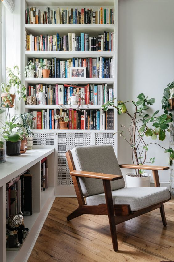 Create a Reading Nook Just in Time for Fall